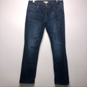 CAbi Straight Leg Jeans Size 6